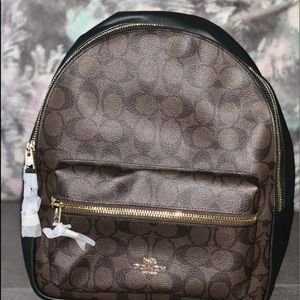 Coach Bags - Brand New Coach Medium Charlie Backpack